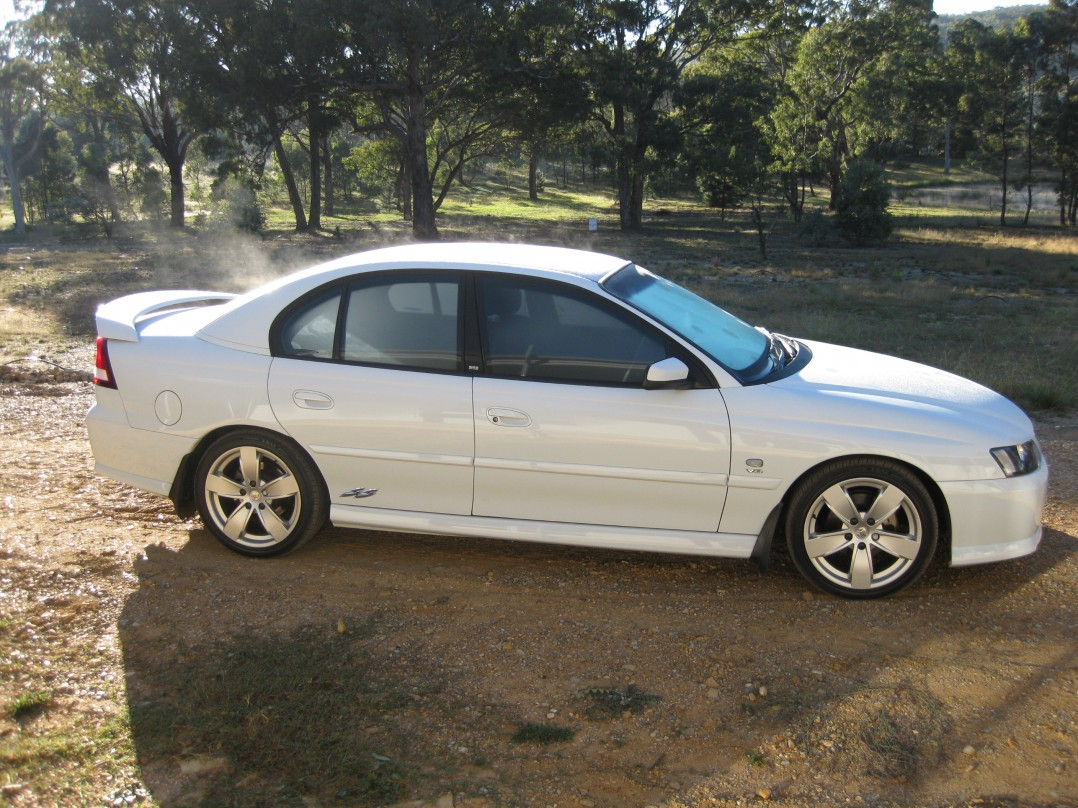 2004 Holden SS Commodore