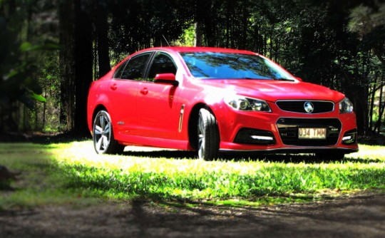 2013 Holden Special Vehicles ss