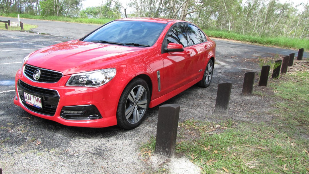 2013 Holden Special Vehicles COMMODORE SS