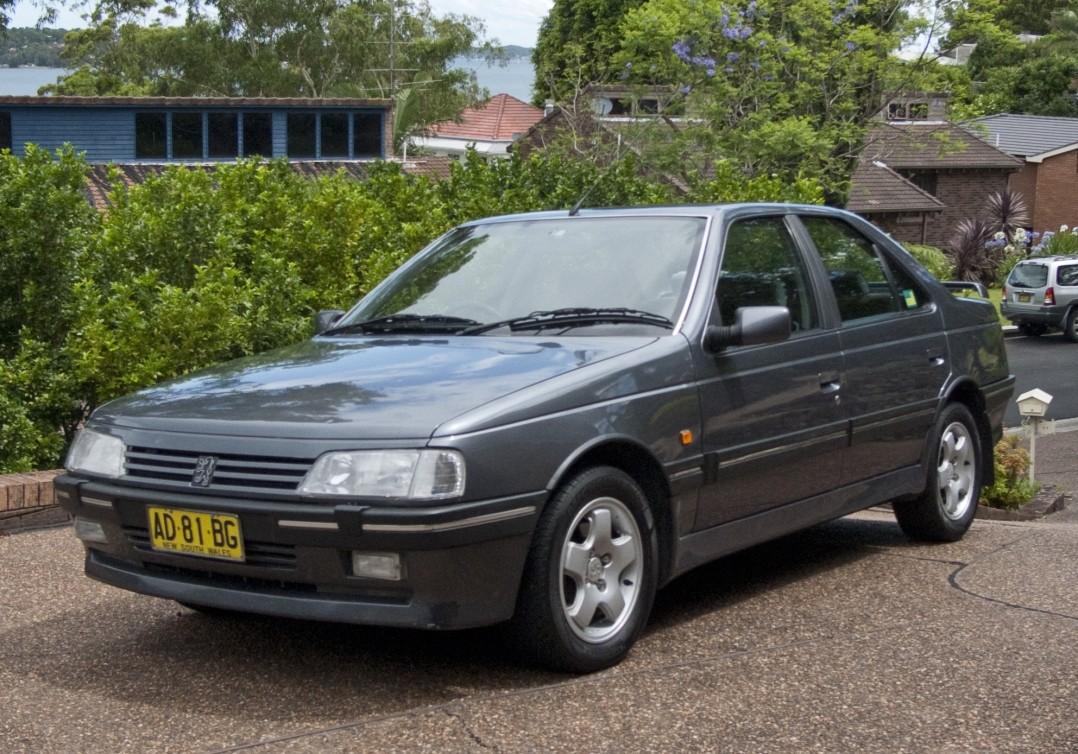 1995 Peugeot 405Mi16