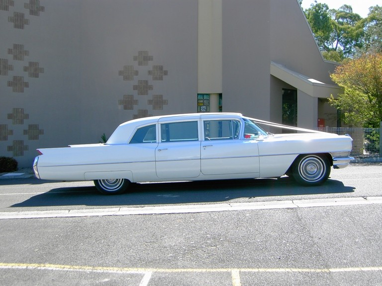1964 Cadillac Fleetwood Series 75