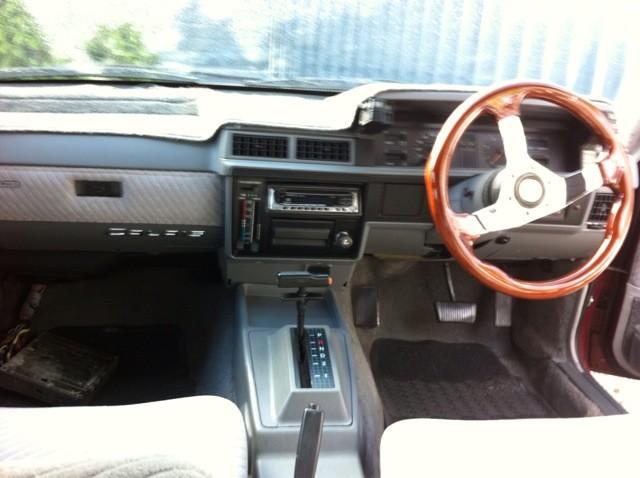 1987 Holden CALAIS