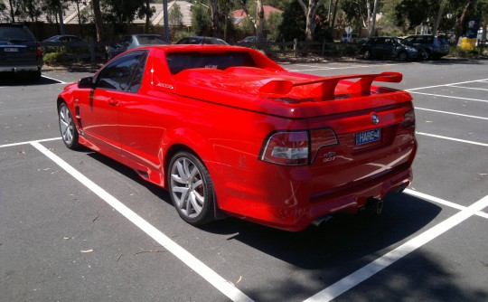 2008 Holden Special Vehicles MALOO R8