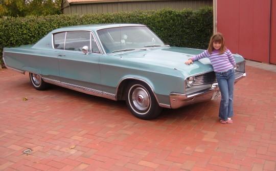 1968 Chrysler Newport Custom
