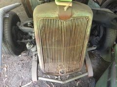 1935 Chevrolet Pickup
