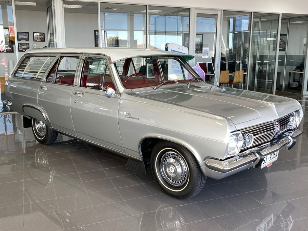 1966 Holden HR PREMIER