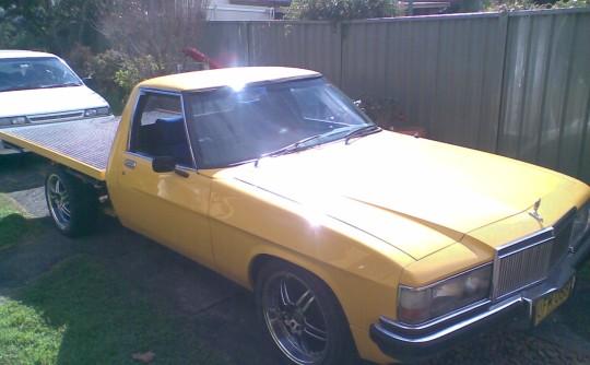 1979 Holden hq