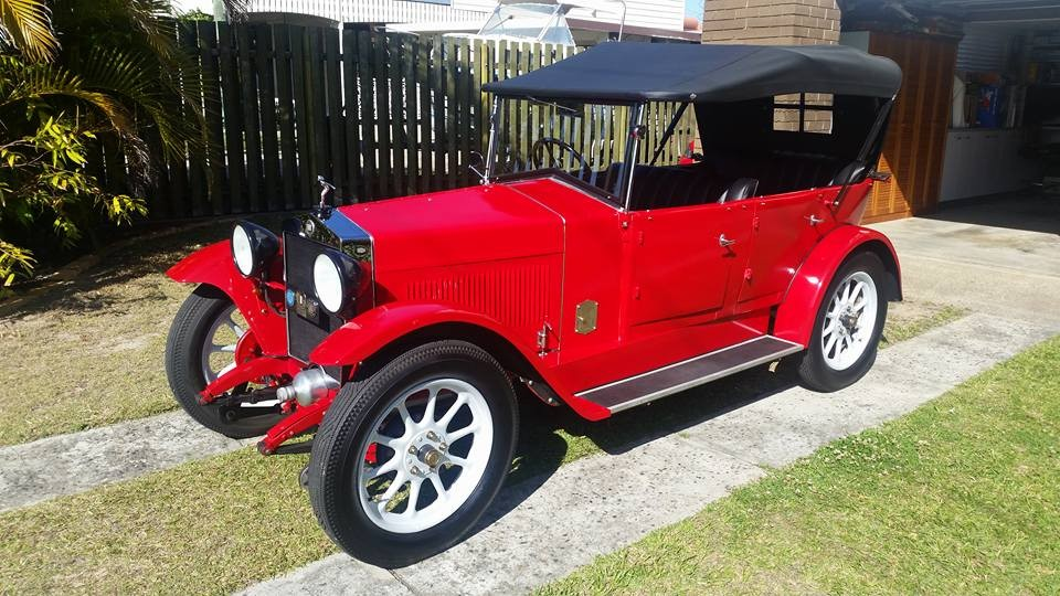1926 FIAT 509