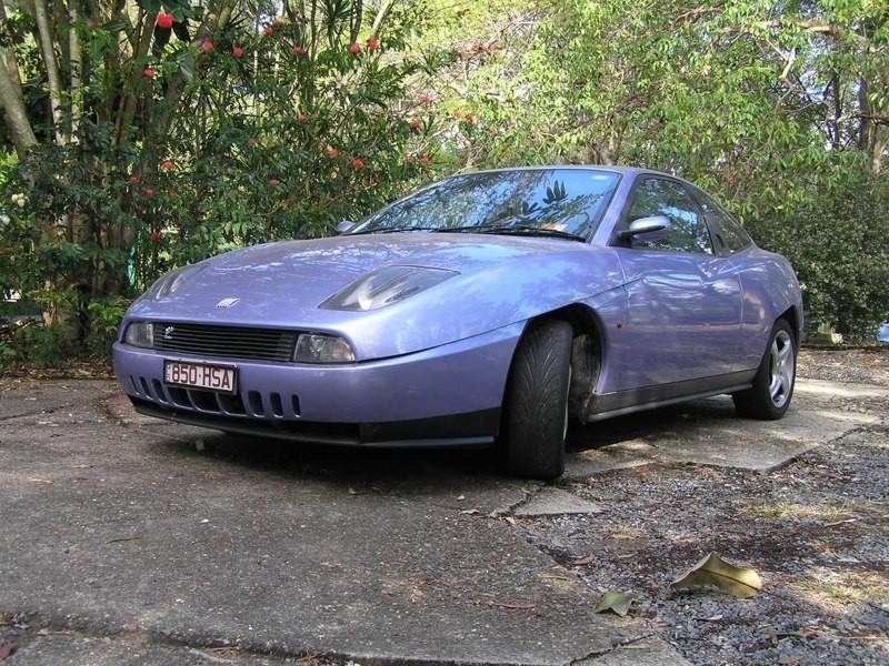 1998 Fiat 20v Turbo