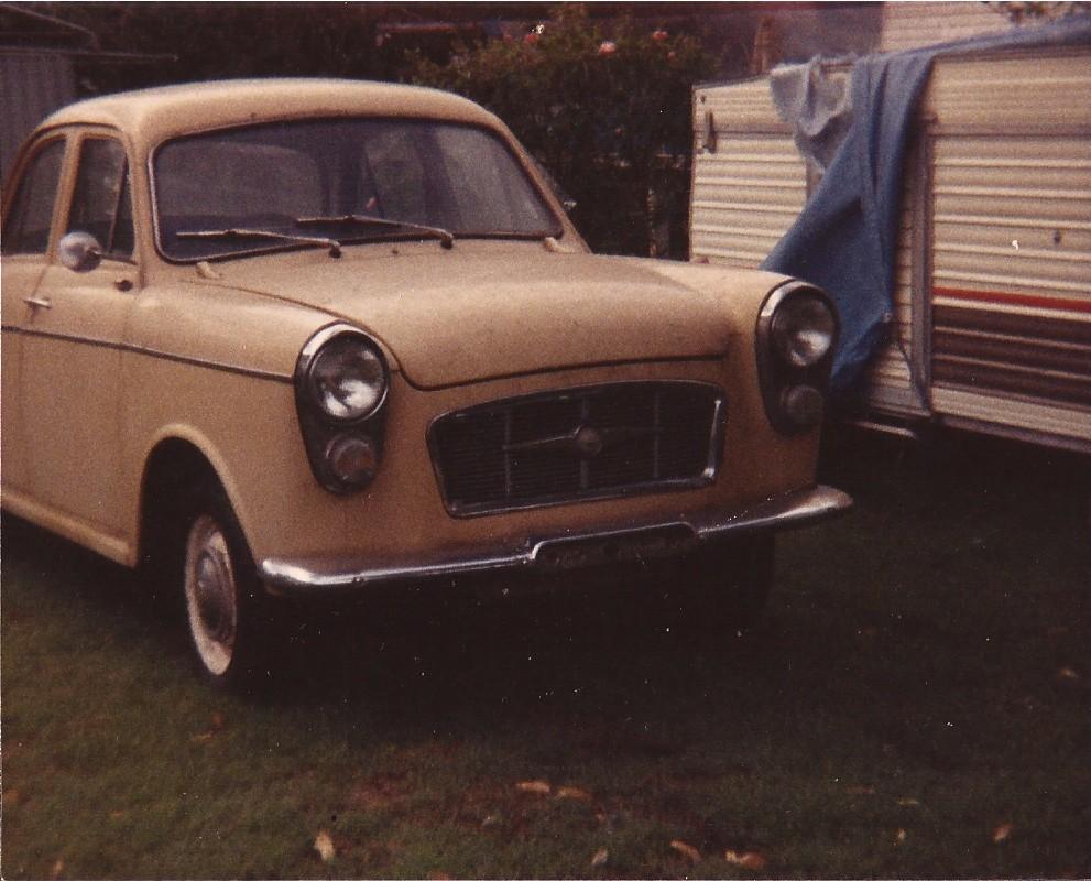 1961 Morris Major