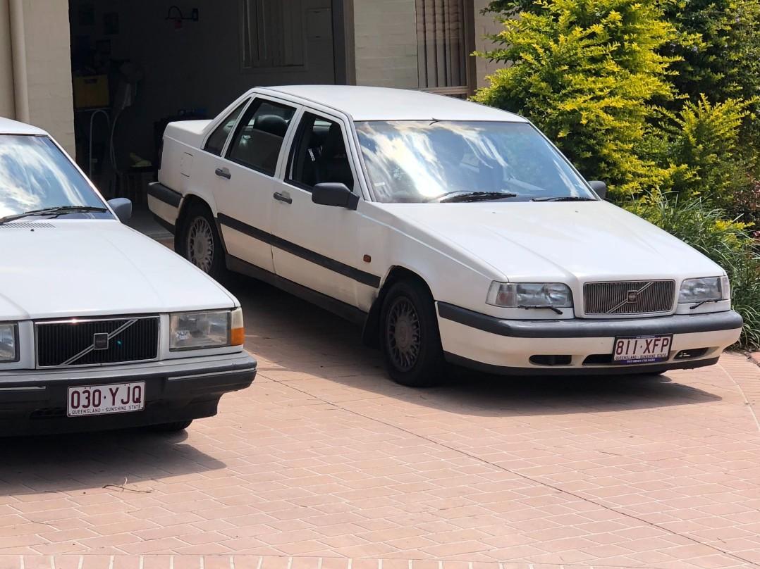 1995 Volvo 850 GLE
