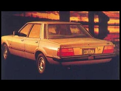1981 Ford CORTINA GL