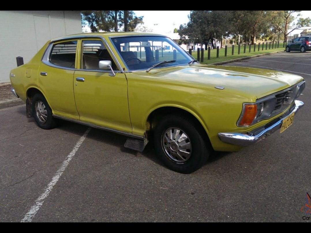 1976 Datsun 180B DELUXE