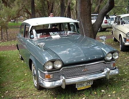 1962 Humber SUPER SNIPE