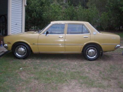 1976 Toyota CORONA