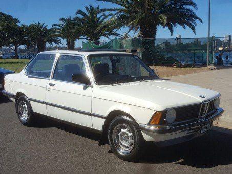 1981 BMW 318i