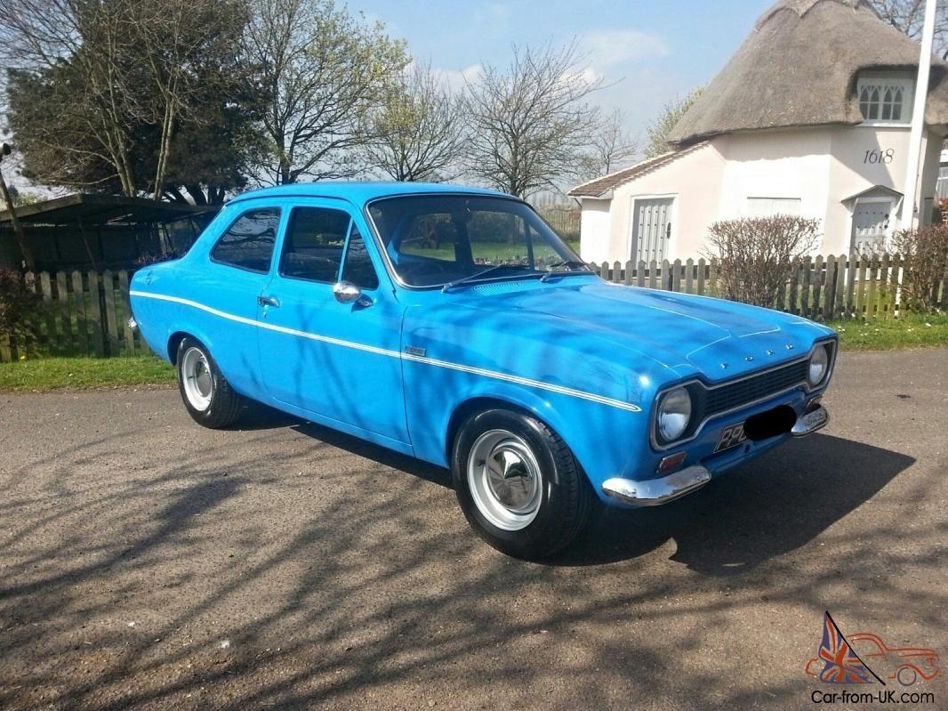 1969 Ford ESCORT