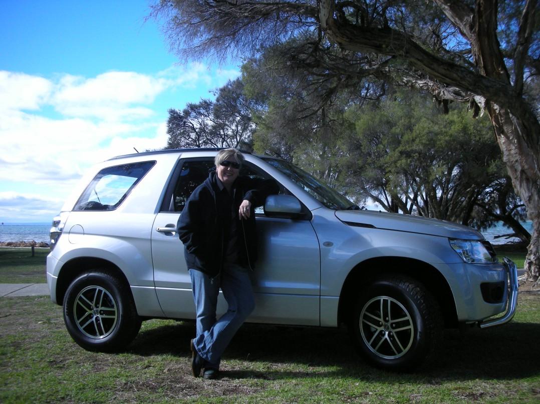 2012 Suzuki GV3