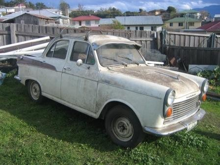 1963 Morris Major Elite