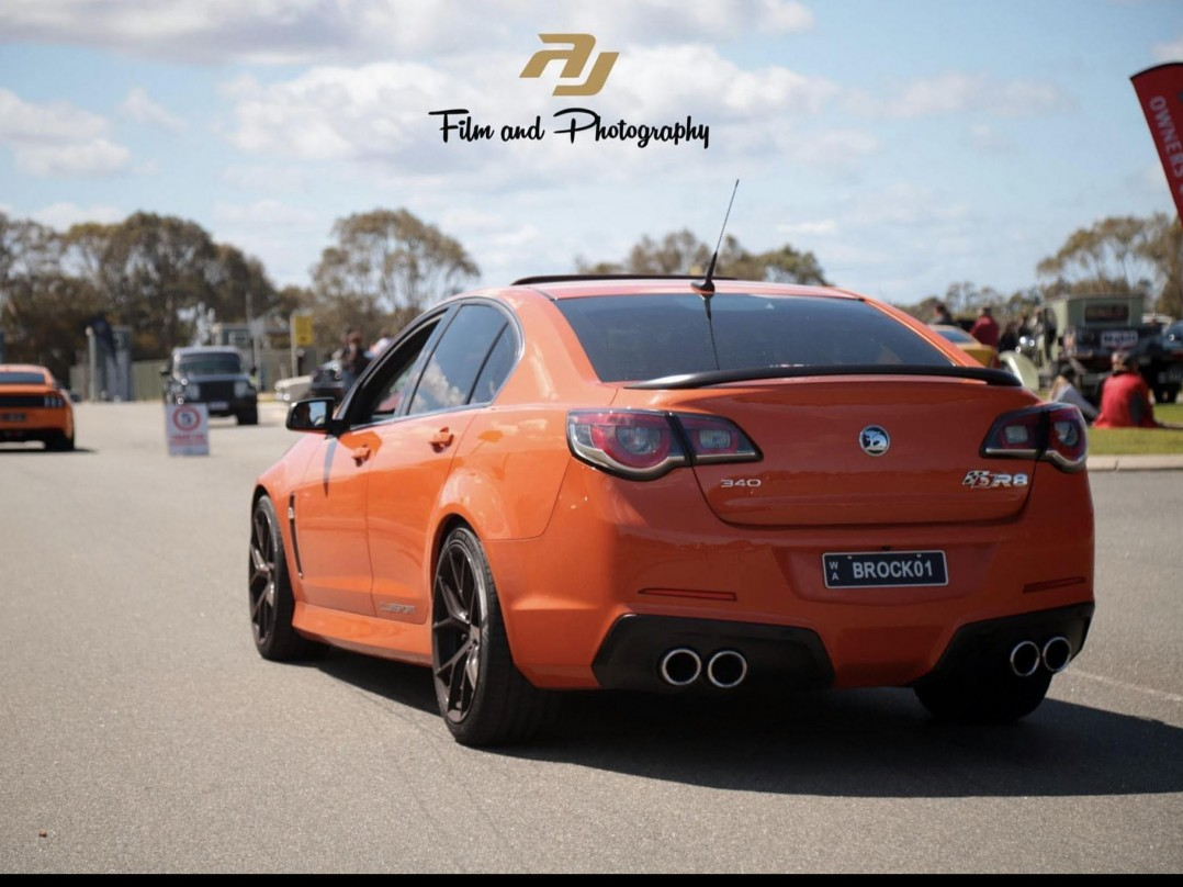 2013 Holden Special Vehicles CLUBSPORT R8