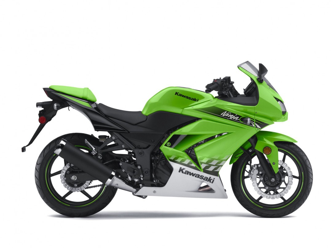 2010 Kawasaki Limited Edition 250