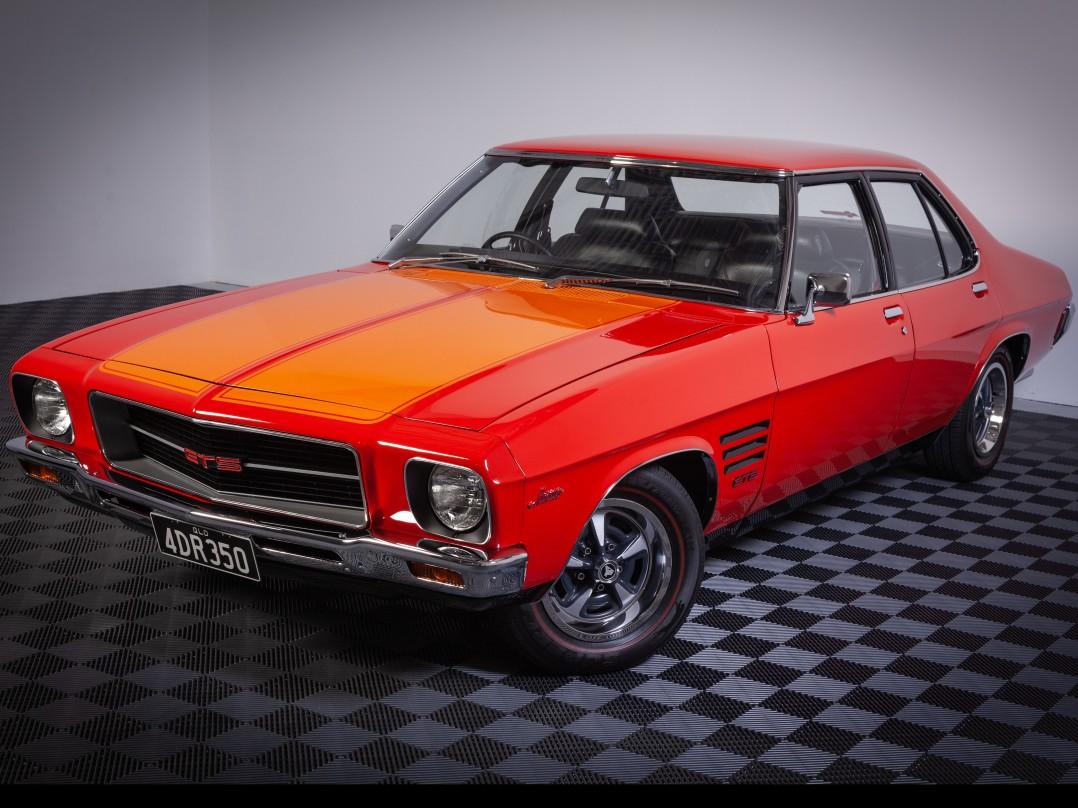 1973 Holden HQ Monaro GTS/4