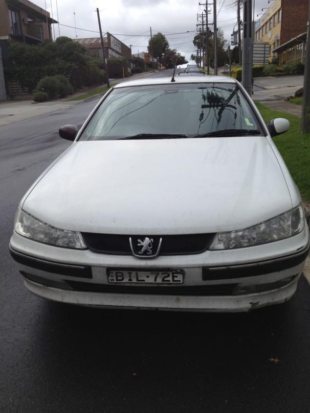 1999 Peugeot 406 ST HDI