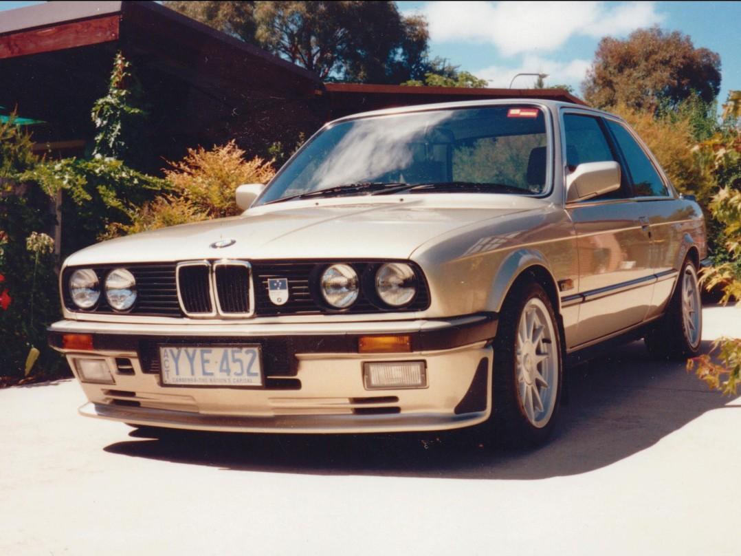 1984 BMW Hartge H3