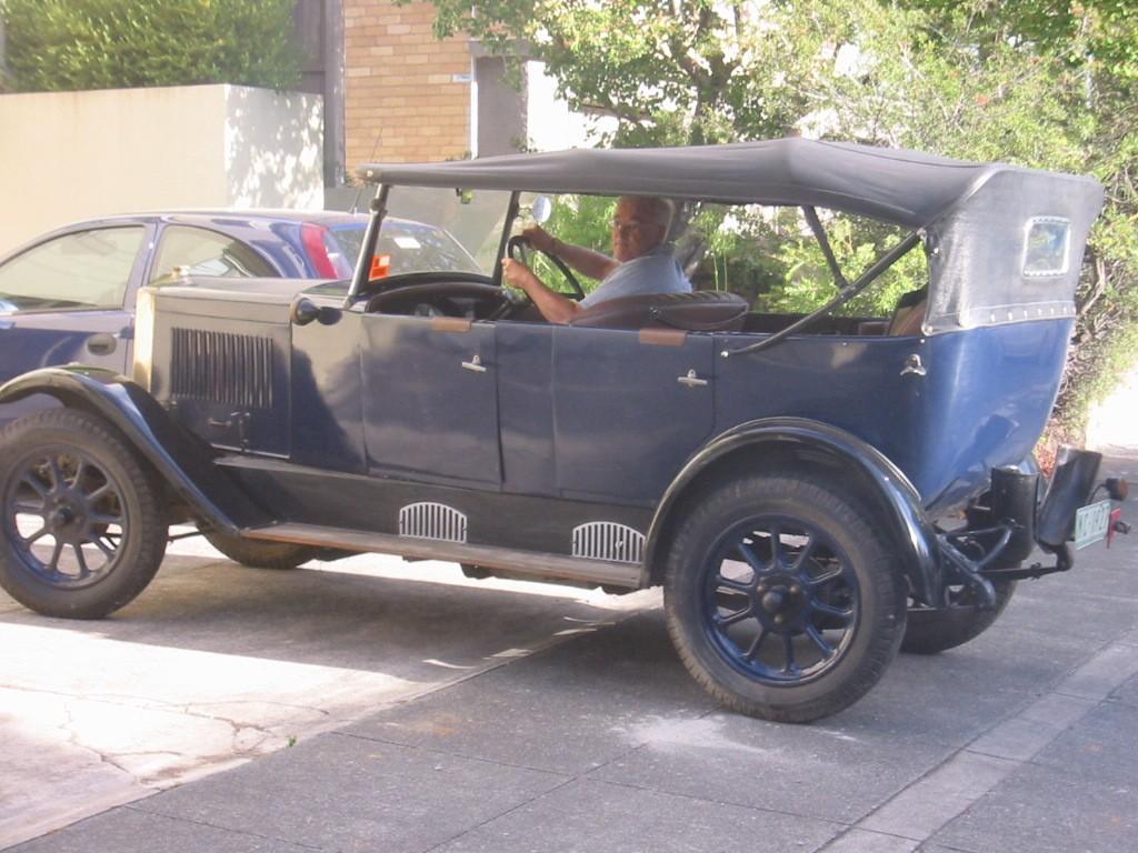 1927 Morris Cowley