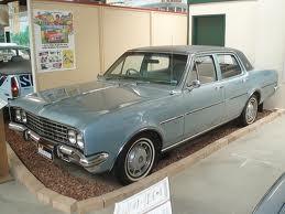 1970 Holden BROUGHAM