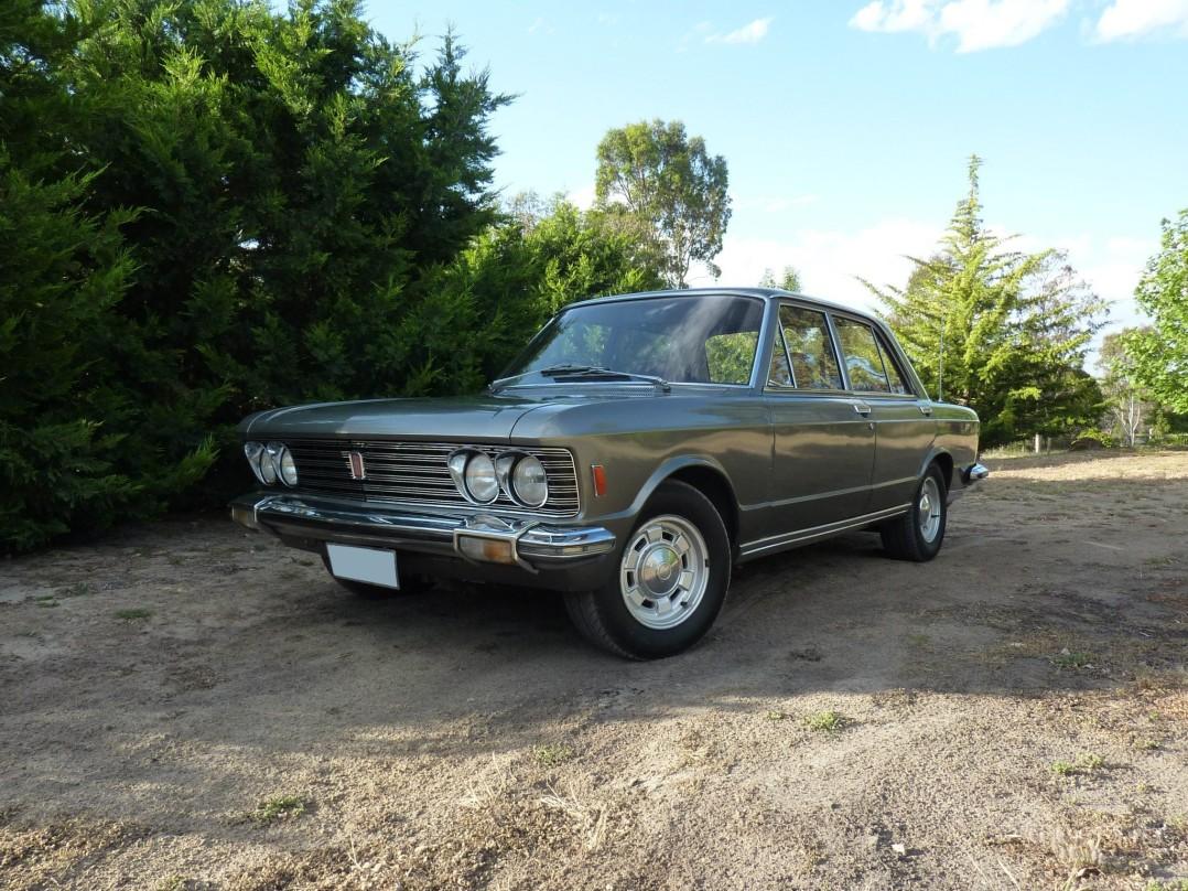 1975 Fiat 130