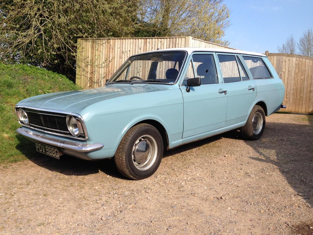 1969 Ford CORTINA 240