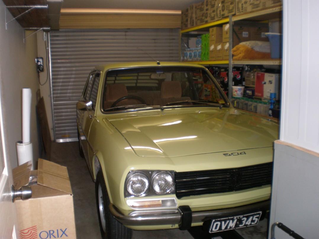 1975 Peugeot 504Ti