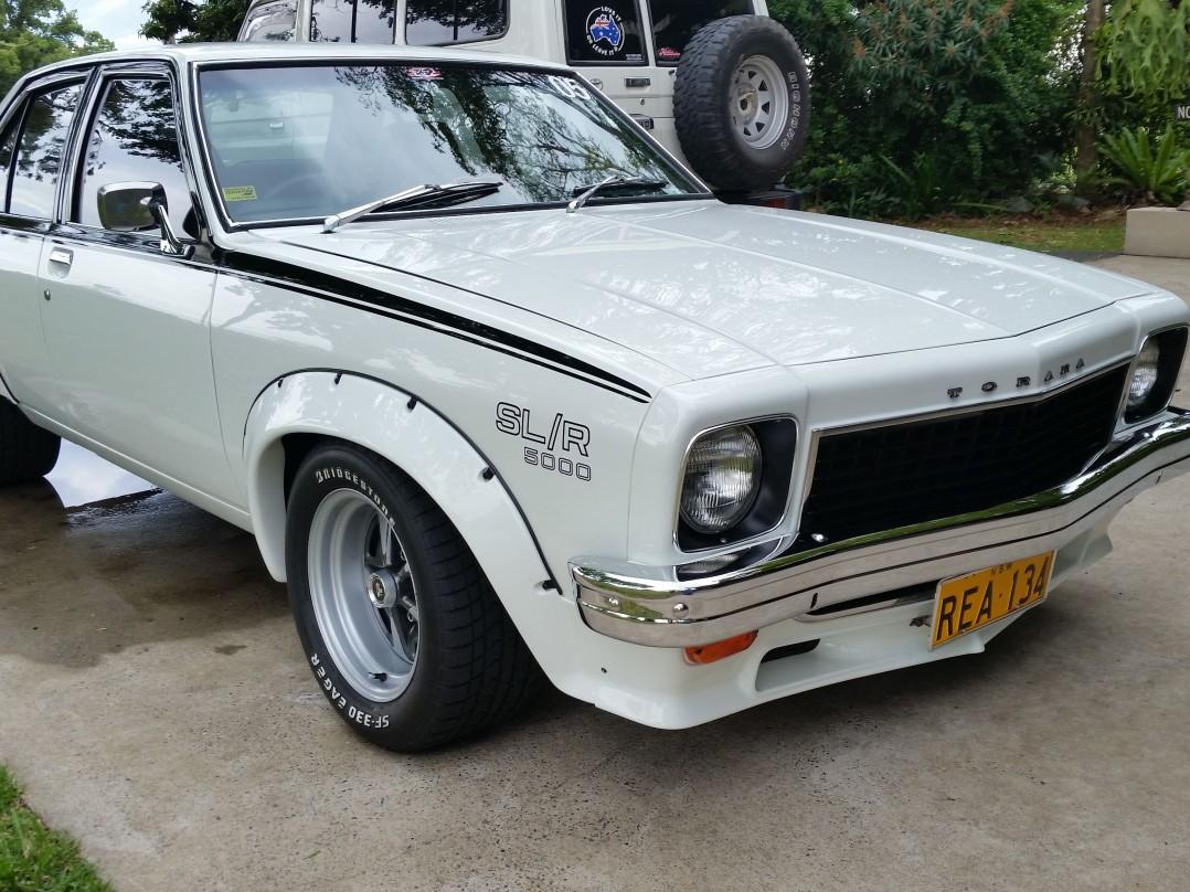 1974 Holden LH SLR 5000 L34