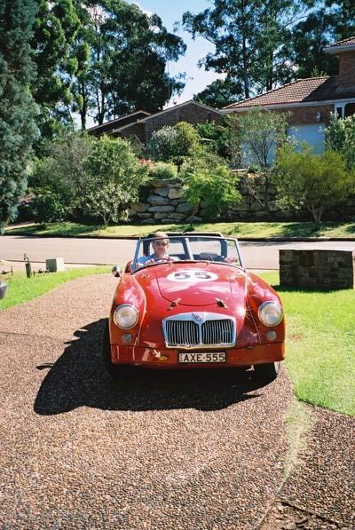 1958 MG MGA+