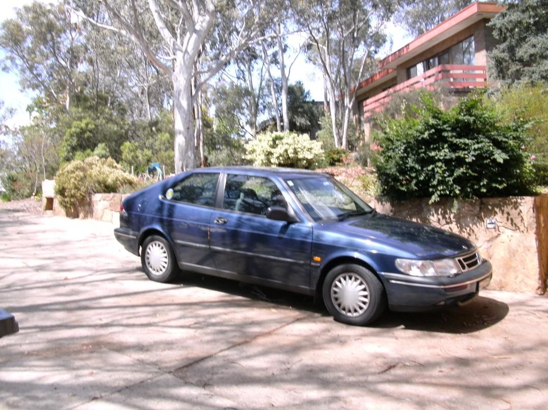 1996 SAAB 900S