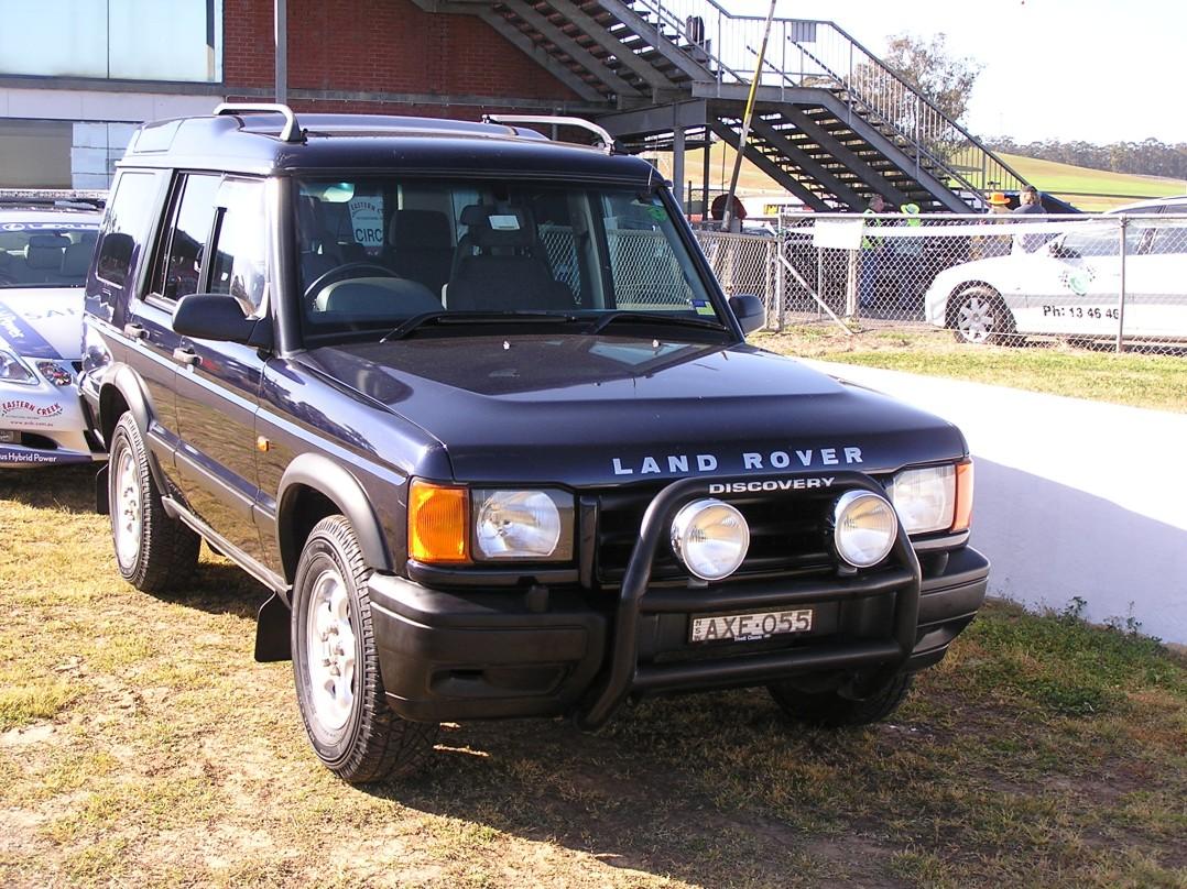 2000 Land Rover Discovery V8