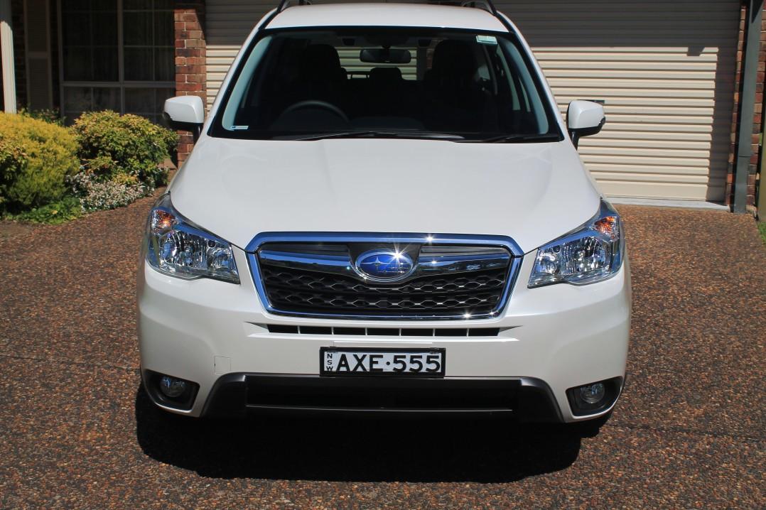 2014 Subaru Forester 2.5iL