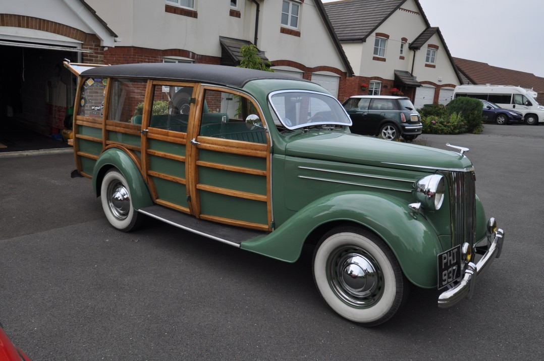 1951 Ford Pilot 'Woody'