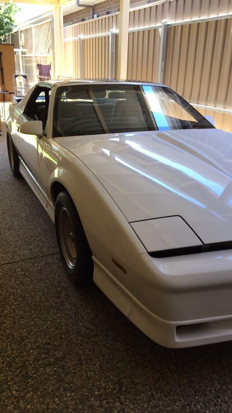 1982 Pontiac FIREBIRD TRANS AM