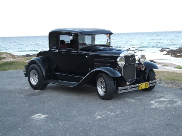 1930 Ford A Mobel