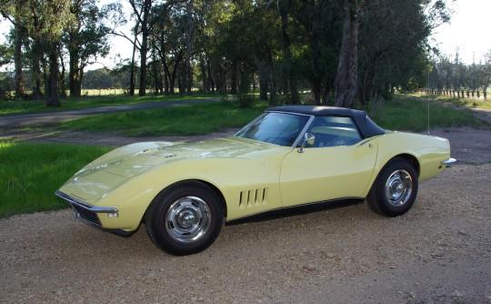 1968 Chevrolet corvette convertible l89