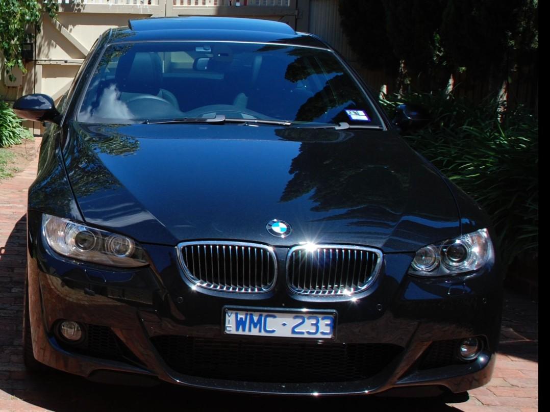 2008 BMW 335i M SPORT