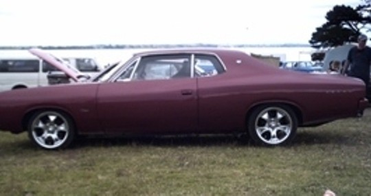 1970 Chrysler REGAL 770