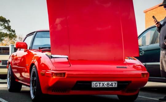 1984 Mazda RX7 - Series 3 GTX Savanna
