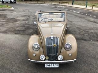 1948 Morris 8  E  tourer