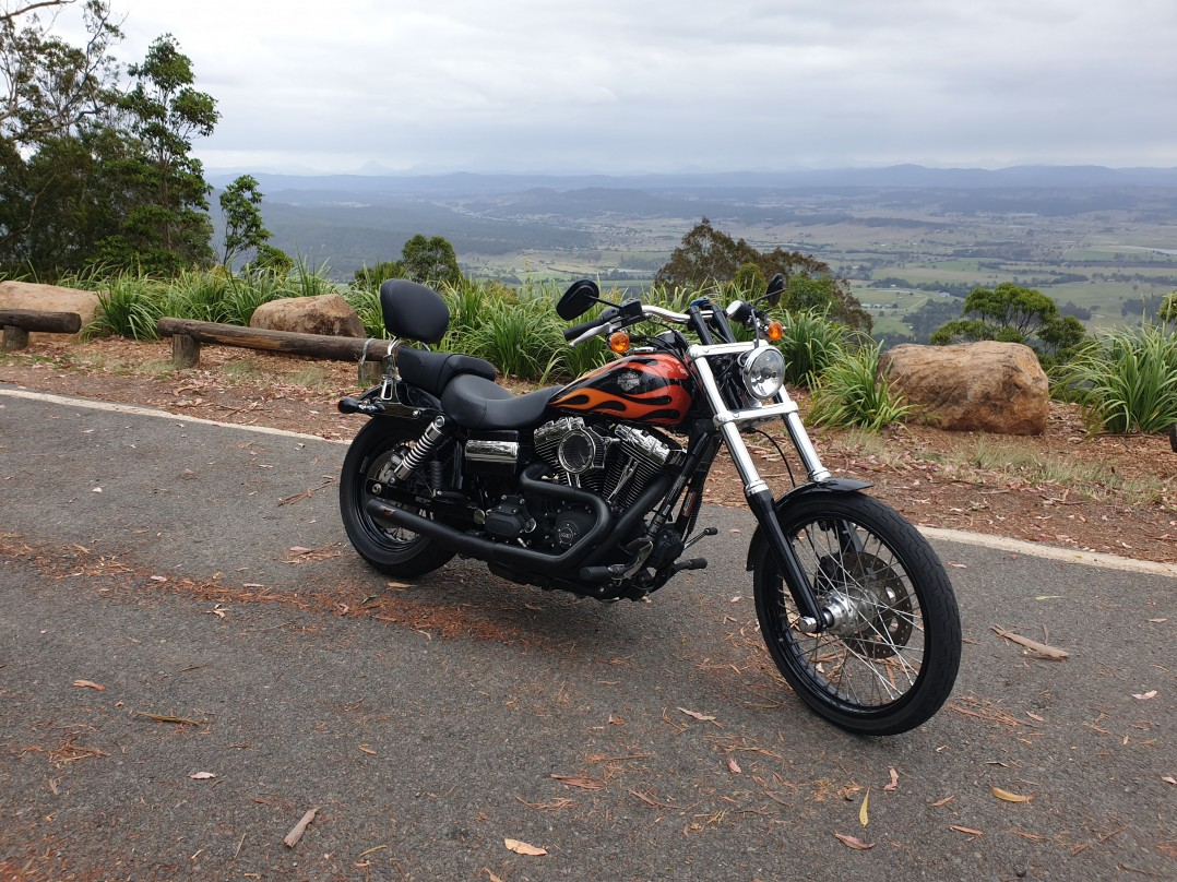 2012 Harley-Davidson 1690cc Dyna Wide Glide