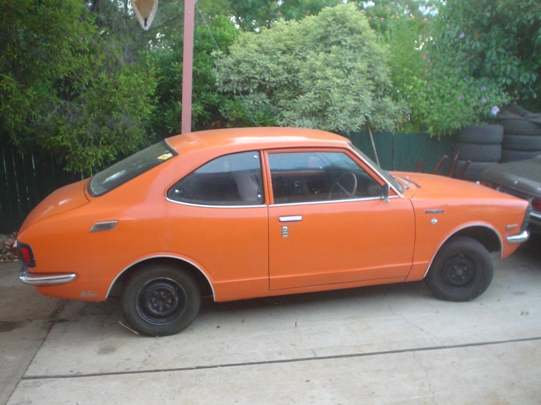 1972 Toyota COROLLA KE25