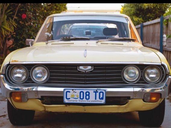 1973 Mazda Rx4 929