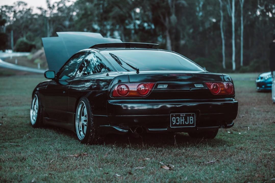 1991 Nissan 180 SX